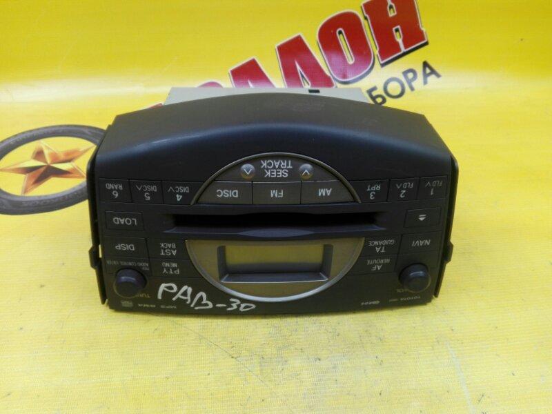 Магнитофон Toyota Rav4 ACA31 1AZ-FE 2008