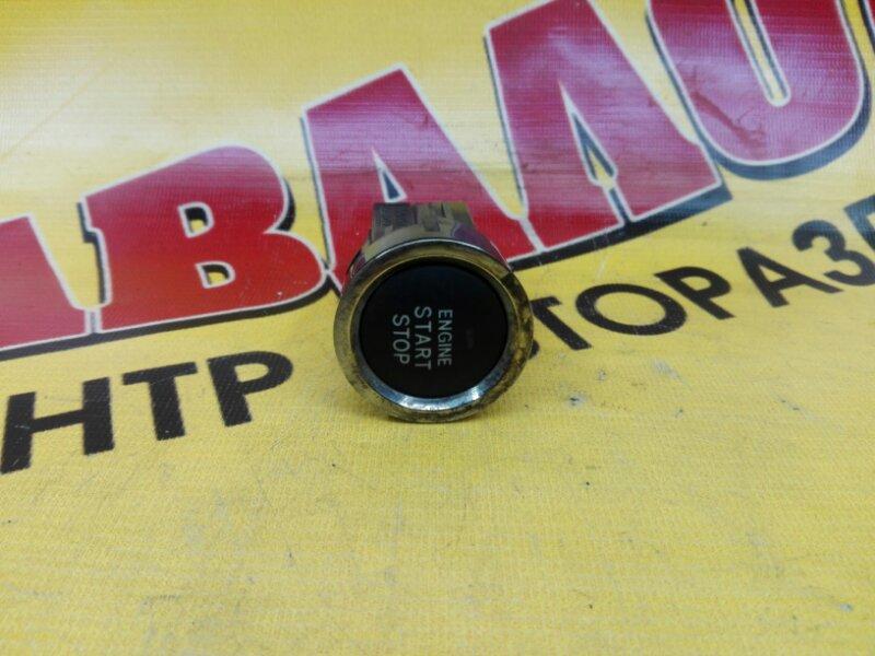 Кнопка запуска двигателя Toyota Rav4 ACA31 1AZ-FE 2006