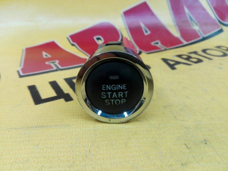 Кнопка запуска двигателя Toyota Rav4 ACA31 2AZ-FE 2007