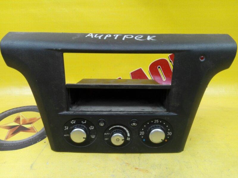 Блок управления климат-контролем Mitsubishi Airtrek CU2W 4G63 2004