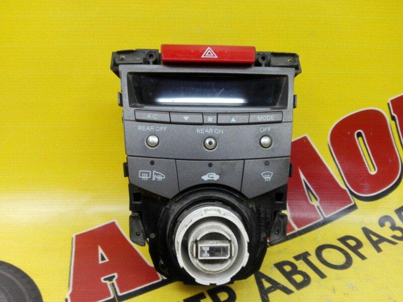Блок управления климат-контролем Honda Odyssey RB1 K24A 2004