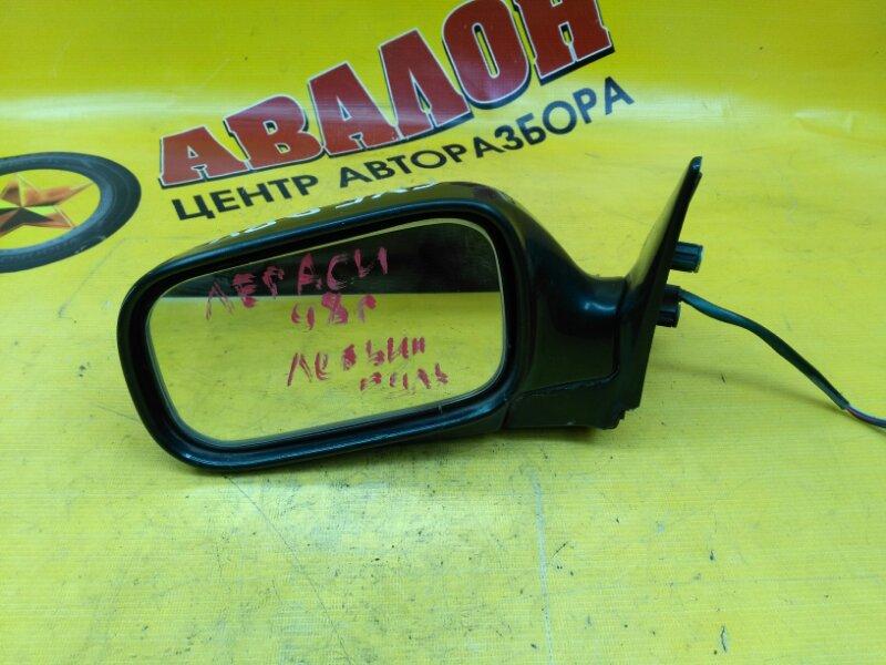 Зеркало Subaru Legacy B4 BE5 EJ20 2000 левое