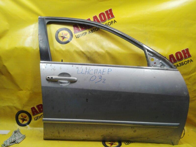 Дверь боковая Honda Inspire UA4 J25A 2001 передняя правая