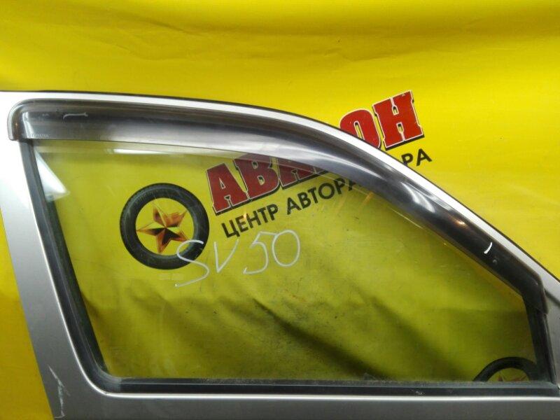 Боковое стекло Toyota Vista Ardeo SV50 3S-FSE 2000 переднее правое
