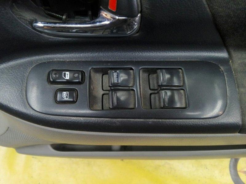 Блок управления стеклоподъемниками Toyota Opa ZCT10 1ZZ-FE 2002 передний правый
