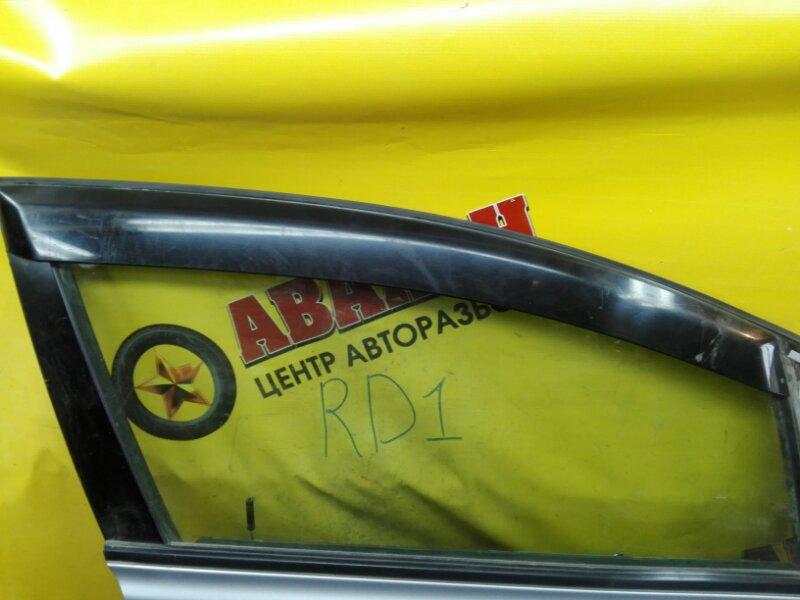 Боковое стекло Honda Odyssey RB1 K24A 2004 переднее правое