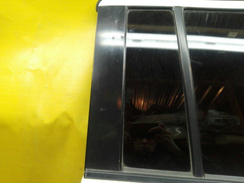Боковое стекло Toyota Probox NCP51 1NZ-FE 2002 заднее правое