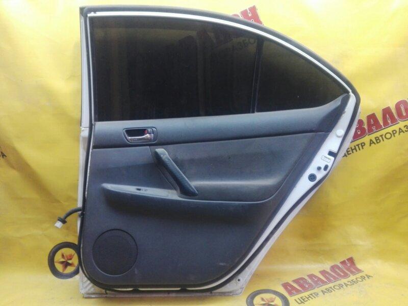 Обшивка двери Toyota Premio AZT245 1ZZ-FE 2002 задняя правая