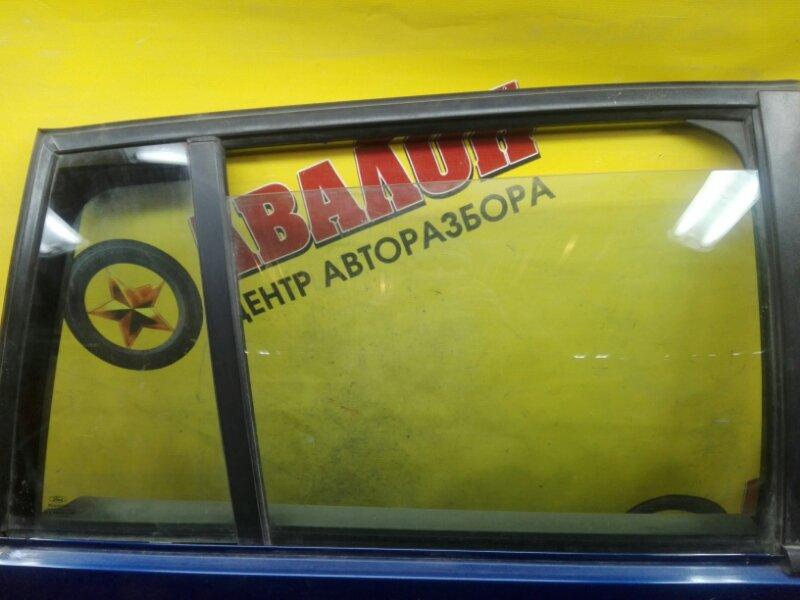 Боковое стекло Ford Fusion CBK FYJA 2006 заднее правое
