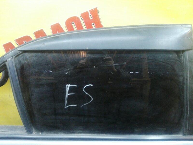 Боковое стекло Honda Civic LA-EN2 D16W 2004 заднее правое