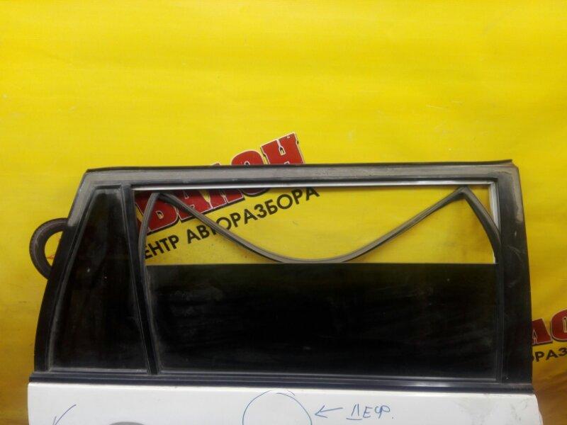 Боковое стекло Toyota Corolla Fielder NZE121 1NZ-FE 2001 заднее правое