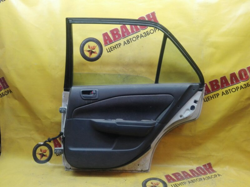 Обшивка двери Toyota Corona Premio ST210 3S-FE 2000 задняя правая