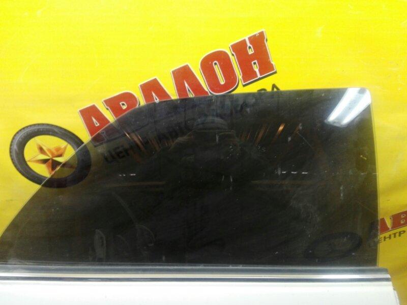 Боковое стекло Toyota Chaser GX100 1G-FE 1999 заднее правое