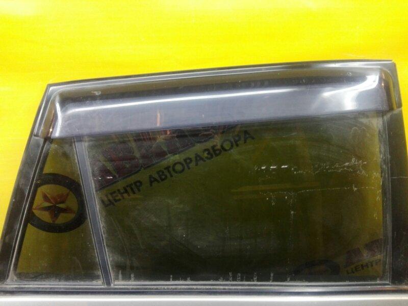 Боковое стекло Toyota Spacio NZE121 1NZ-FE 2002 заднее правое