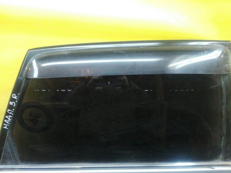 Боковое стекло Toyota Nadia SXN10 3S-FSE 2001 заднее правое