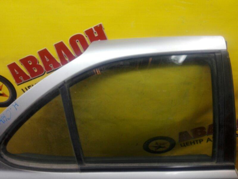 Боковое стекло Nissan Sunny FB15 QJ15 2002 заднее правое