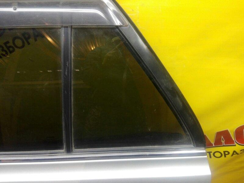 Боковое стекло Toyota Avensis AZT250 1AZ-FE 2004 заднее левое