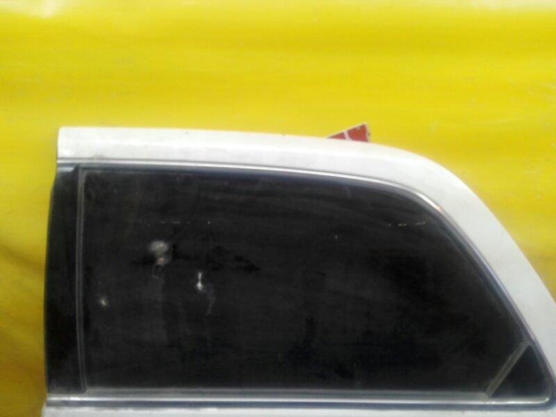 Боковое стекло Toyota Cresta X100 1G-FE 2001 заднее левое