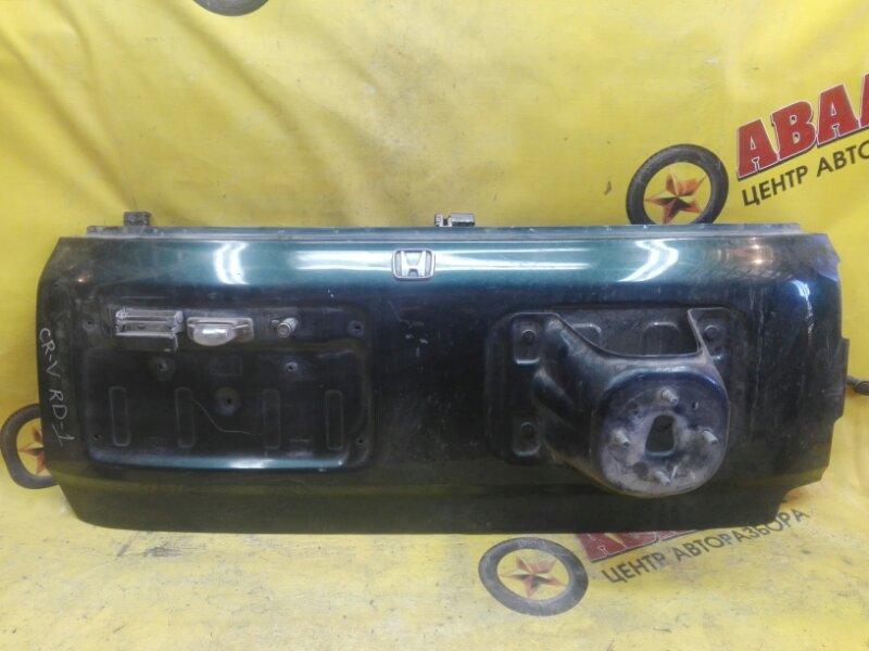 Дверь 5-я Honda Cr-V RD1 B20B 1999