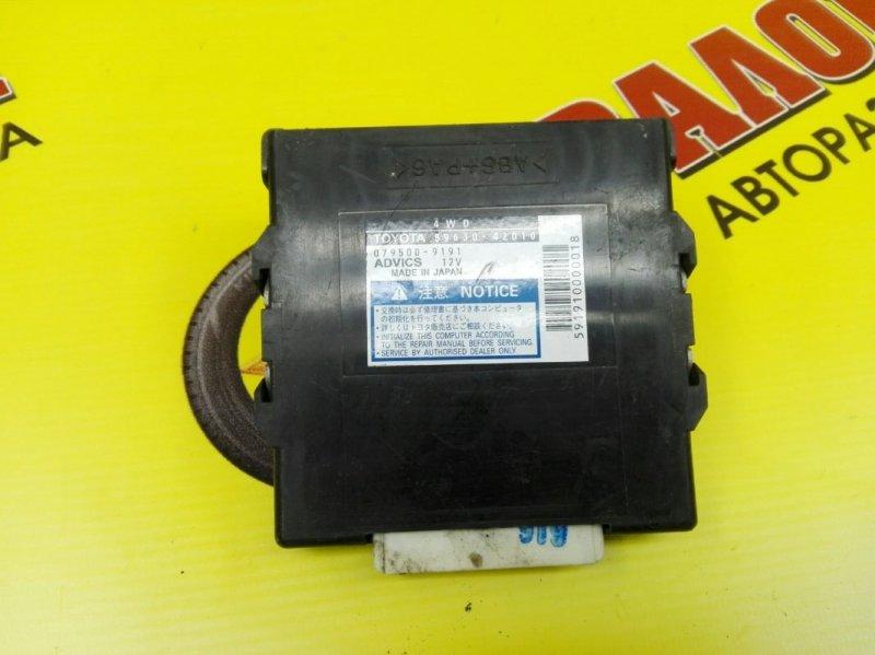 Блок управления акпп Toyota Rav4 ACA31 2AZ-FE 2007
