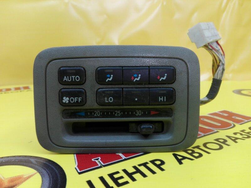 Блок управления климат-контролем Lexus Lx470 UZJ100 2UZ-FE 2005 задний