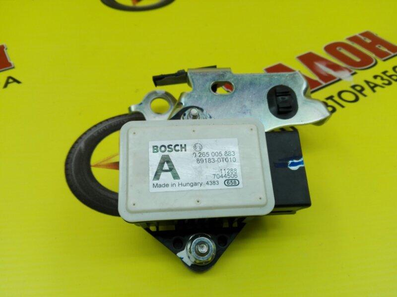 Датчик курсовой устойчивости Toyota Camry ASV50 2AR-FE 2012