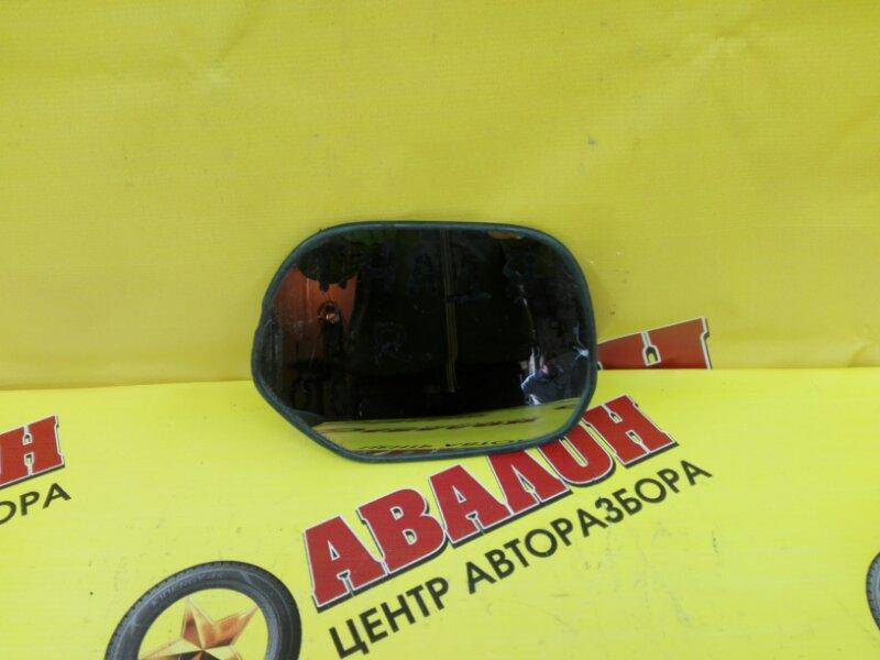 Зеркало-полотно Toyota Nadia ACN10 1AZ-FSE 2001 правое
