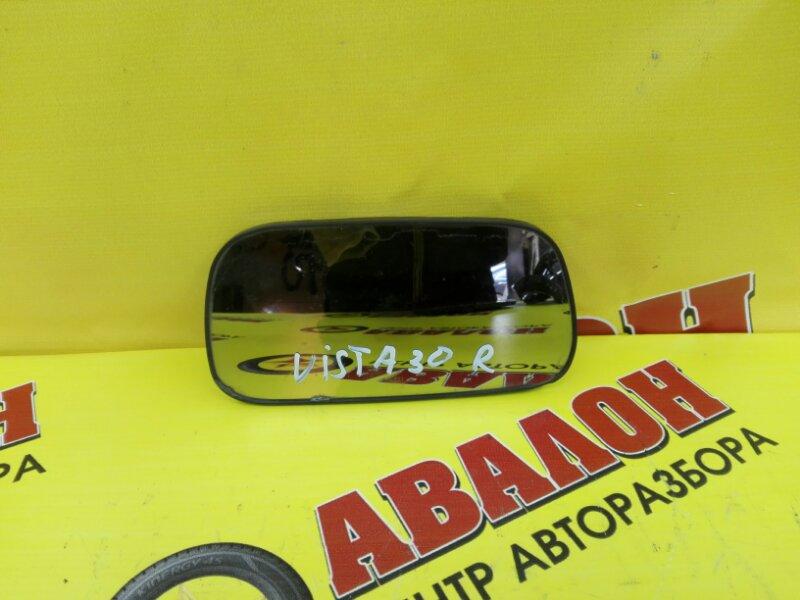 Зеркало-полотно Toyota Vista SV30 3S-FE 1993 правое