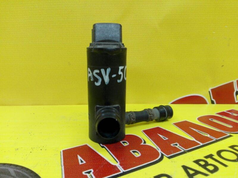 Мотор стеклоочистителя Toyota Camry ASV50 2AR-FE 2012