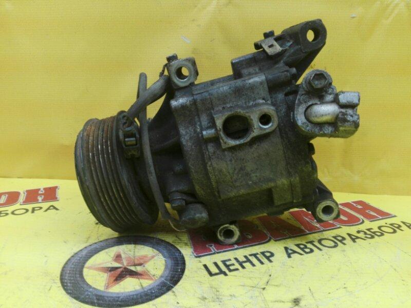 Компрессор кондиционера Toyota Premio ZZT245 1ZZ-FE 2002