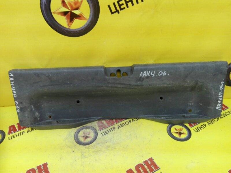 Панель замка багажника Mitsubishi Lancer CS1A 4G18 2006