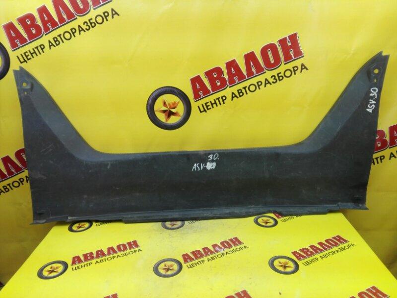 Панель замка багажника Toyota Camry ACV30 2AZ-FE 2002