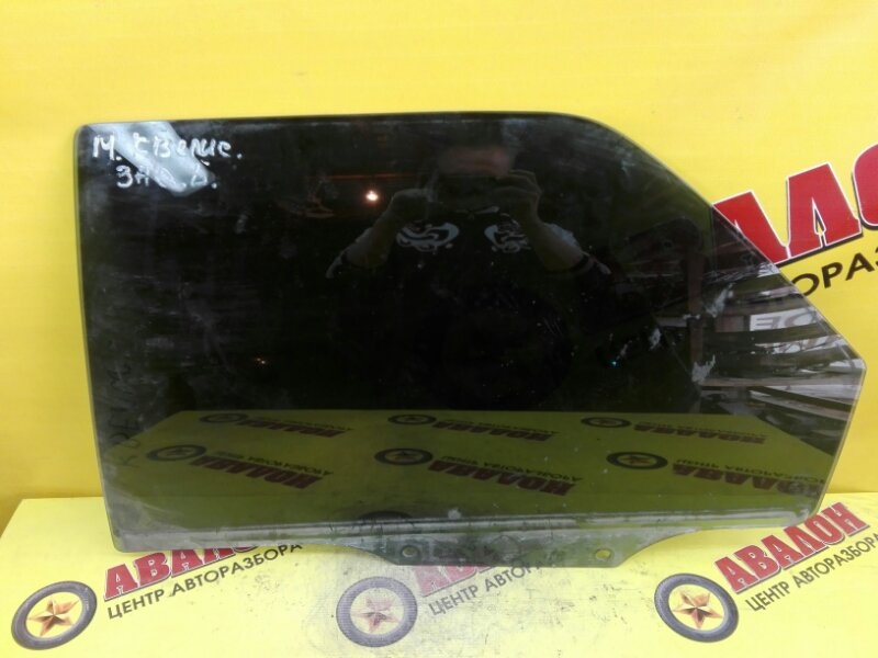 Боковое стекло Toyota Mark Ii Wagon Qualis MCV21 2MZ-FE 2001 заднее левое