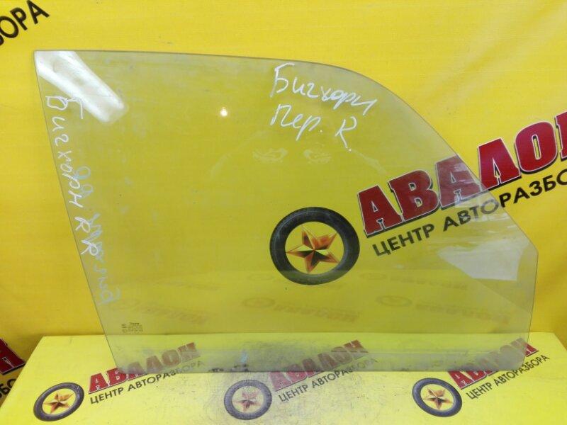 Боковое стекло Isuzu Bighorn UBS25DW 6VD1 1995 переднее правое