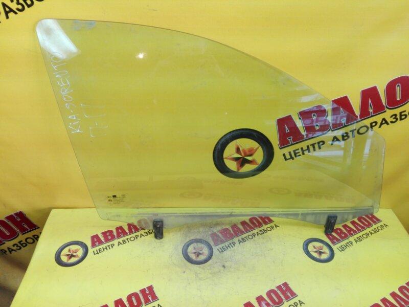 Боковое стекло Kia Sorento BL D4CB 2003 переднее правое