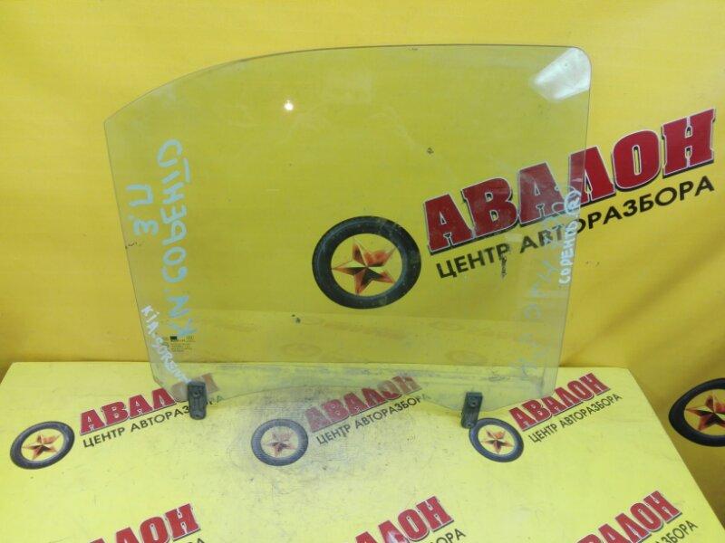 Боковое стекло Kia Sorento BL D4CB 2003 заднее правое