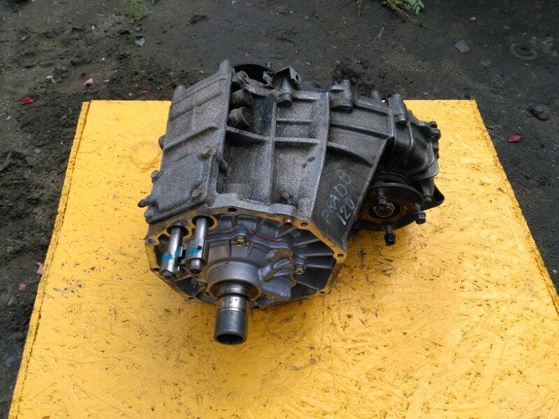 Раздаточная коробка Toyota Land Cruiser Prado RZJ120 3RZ-FE 2005