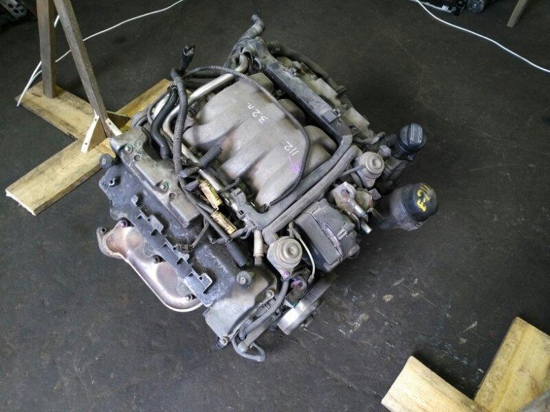 Двигатель в сборе Mercedes-Benz E-Class W211 M 112 E 32 2003