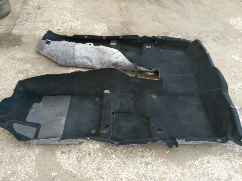 Ковровое покрытие Toyota Camry ASV50 2AR-FE 2014