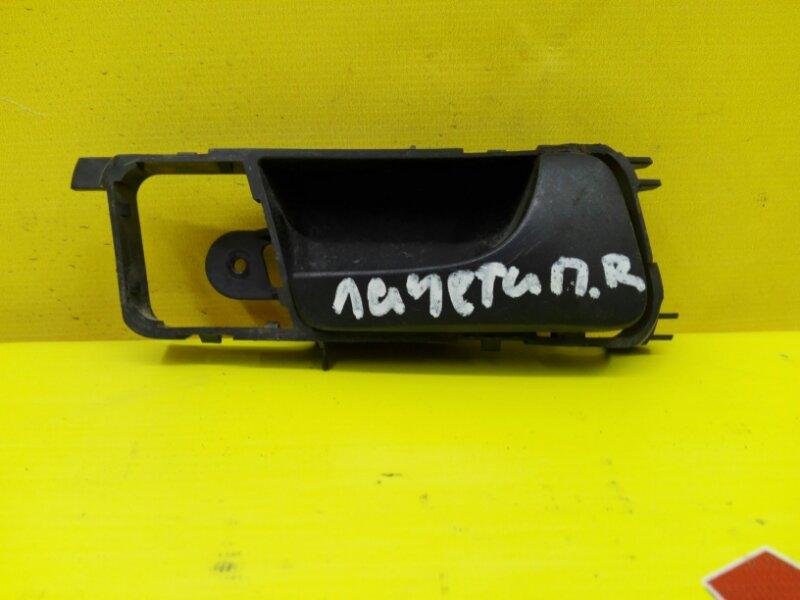 Ручка двери внутренняя Chevrolet Lacetti J200 F14D3 2007 правая