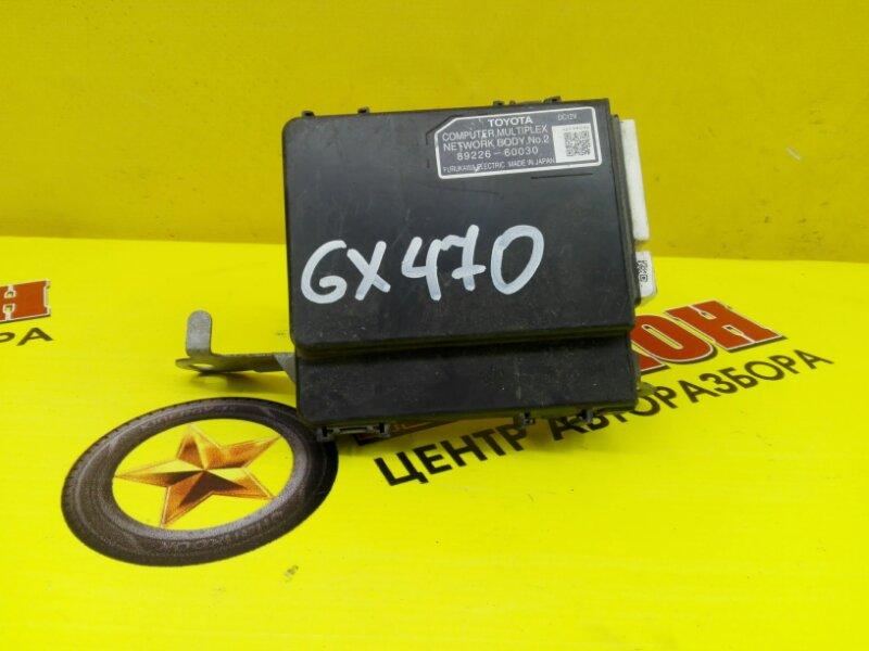 Блок управления приборами Lexus Gx470 UZJ120 2UZ-FE 2002