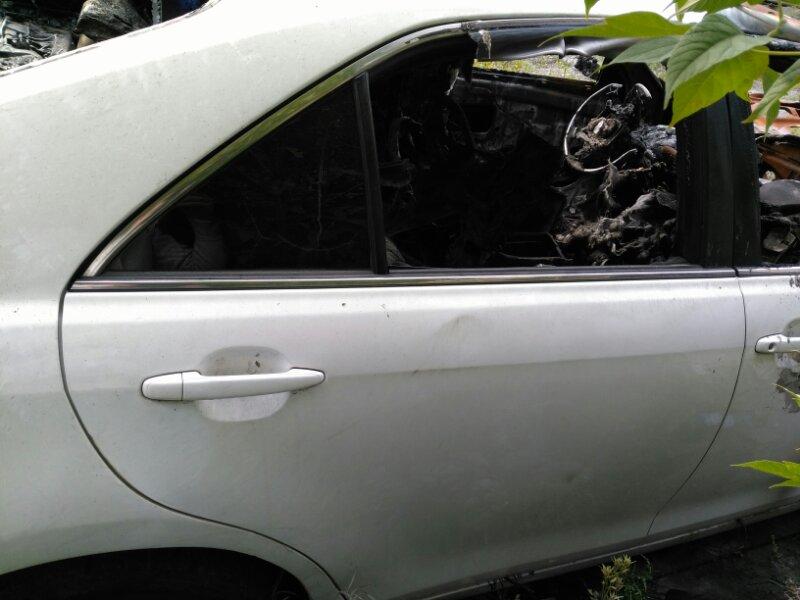 Дверь боковая Toyota Camry ACV40 2AZ-FE 2006 задняя правая