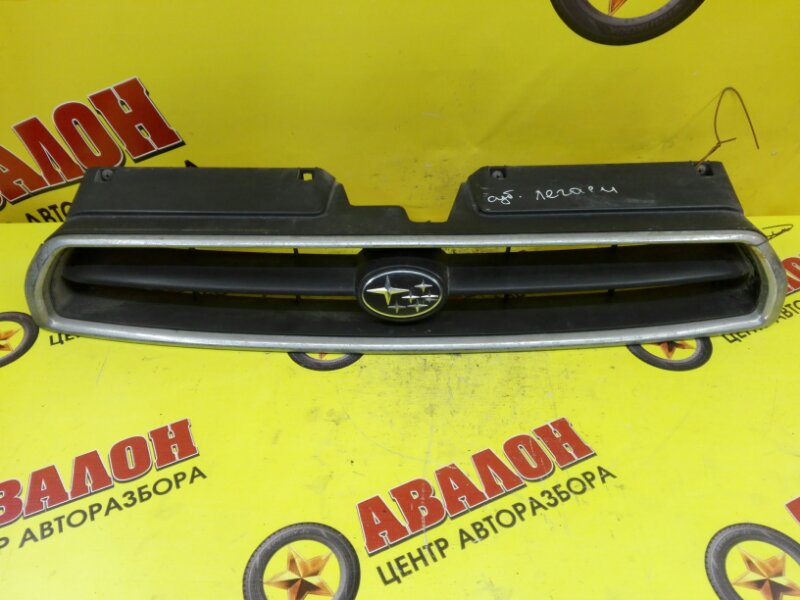Решетка радиатора Subaru Legacy B4 BE5 EJ20 2000