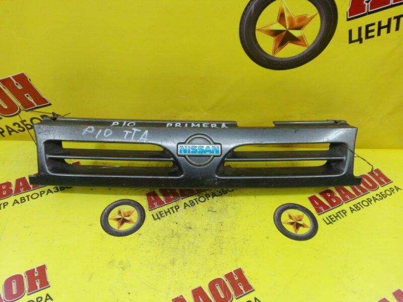 Решетка радиатора Nissan Primera FHP10 SR20DE 1995