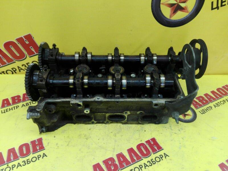 Головка блока цилиндров Mazda Mpv LW3W GY01 2002