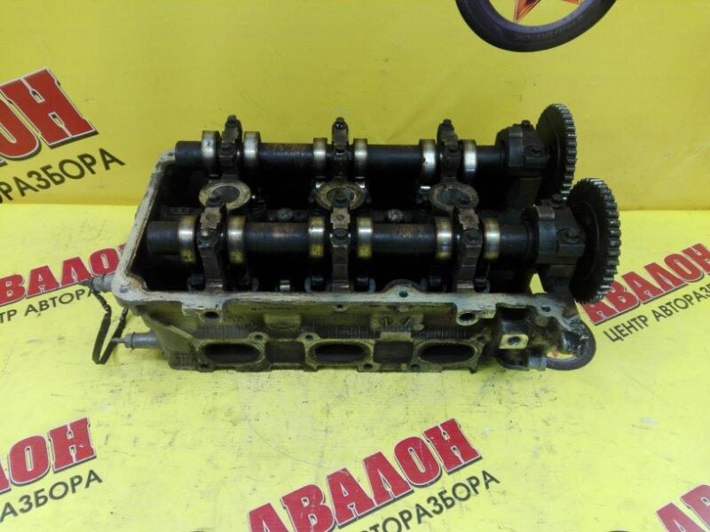 Головка блока цилиндров Mazda Mpv LW3W GY01 2002 левая