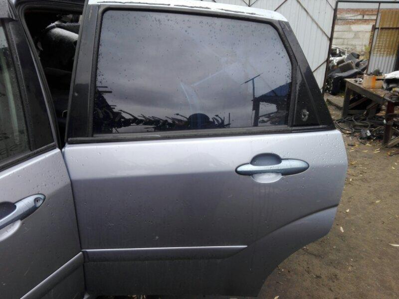 Дверь боковая Ford Focus DFW FYDA 2001 задняя левая