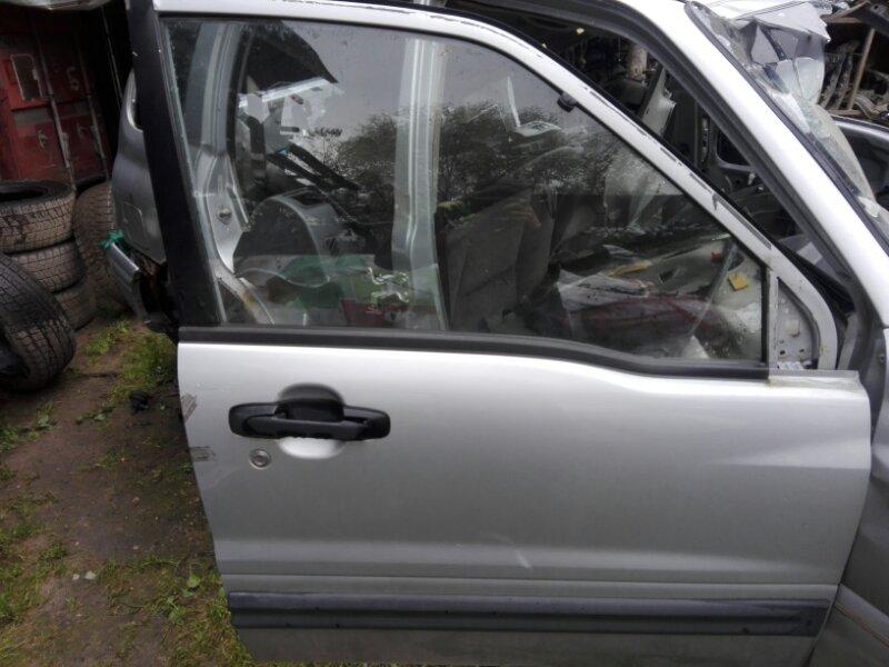 Дверь боковая Suzuki Grand Escudo TX92W H27A 2000 передняя правая