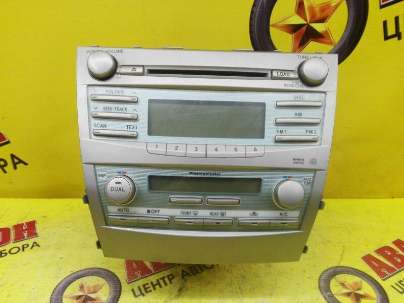 Магнитофон Toyota Camry ACV40 2AZ-FE 2006