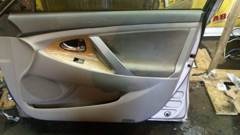 Стеклоподъемный механизм Toyota Camry ACV40 2AZ-FE 2007 передний правый